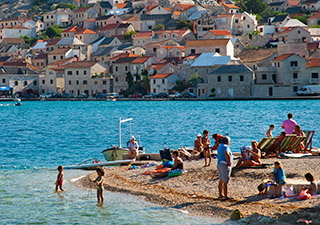 Backroads Dalmatian Coast Family Trips
